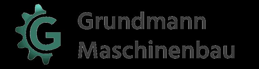 Grundmann-Maschinenbau Logo